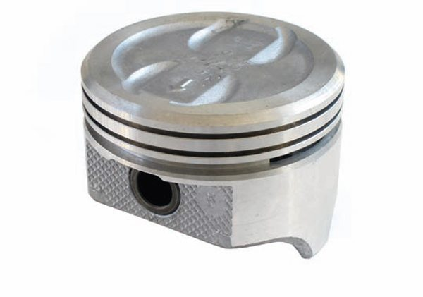 understanding piston speed in high performance engines a stock cast piston in a 350 chevy revs to 6 000 rpm just fine that s 3 480 fpm so the commonly accepted limit of 3 500 fpm is pretty safe