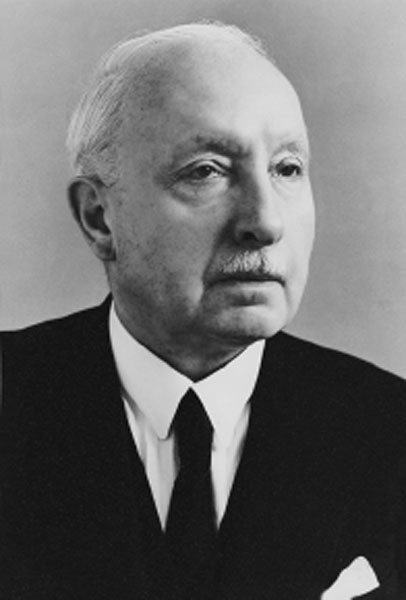 Alfred Buechi, inventor of the turbocharger. (Courtesy ABB Turbo Systems LTD. Baden, Switzerland)