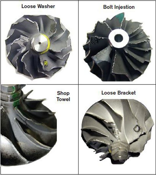 Turbocharger Failure Analysis What Went Wrong And How To Fix It