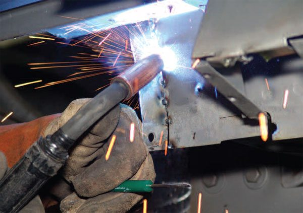 What Type Of Welding Is Used For Cars
