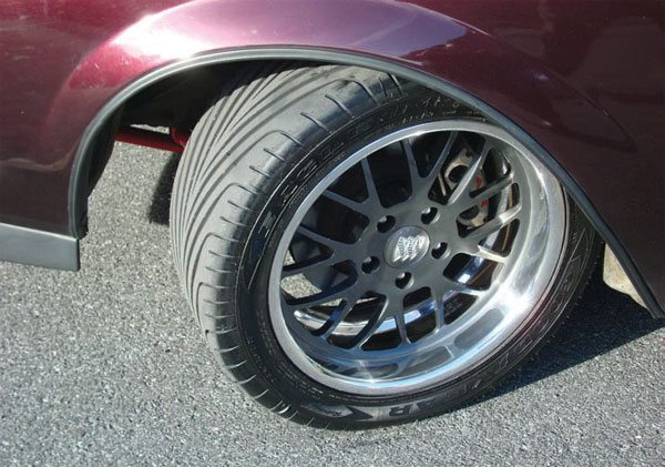 Muscle car wheels rims - photo#17
