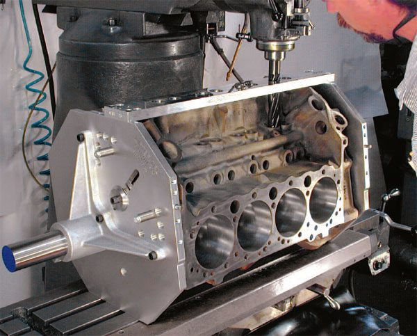 Hot Rod Engine Tech How To Build Racing Engines Cylinder