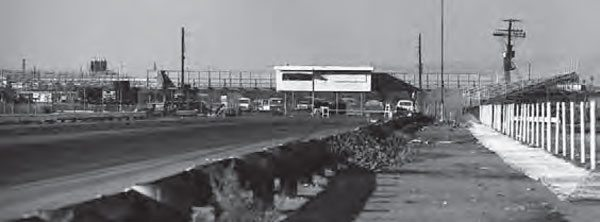 The Harbor Commission revoked its lease in order to take advantage of this piece of property, which ended a glorious era of drag racing. And while drag racing, as a sport, continued at other tracks, the fact that Lions was no longer on any racer's schedule provided a painful reality for everyone involved. (Photo Courtesy Don Gillespie Collection)