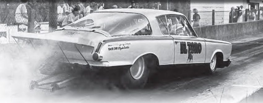 Located in the small town of Hudson, North Carolina, the track known as Hudson Drag Strip was home to many greats of the sport. Although the track never really got the recognition it deserved, it is certainly remembered now that it is no longer in operation. The track was carved out of the mountainous terrain and survived from 1959 to 1994. (Photo Courtesy Van Abernethy)