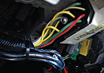 automotive ignition switches wiring harnesses and controllers these are the high current connections from the ignition switch in the same vehicle