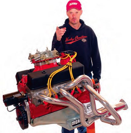 """Racer David McCoig says, """"If you know what your fuel likes in the way of engine specs, then you will like what your fuel delivers."""" That's the viewpoint of every pro fuel blender."""