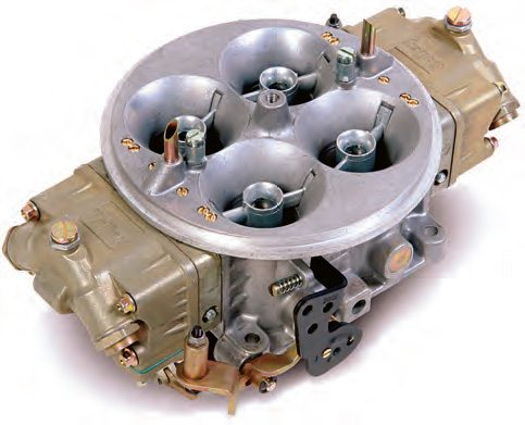 Holley's Alcohol Dominator on a big-block engine proves to be a very effective power/torque generator with results similar to those of oxygenated race fuel.