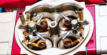 Holley Carburetors: How to Calibrate the Accelerator Pump Circuit