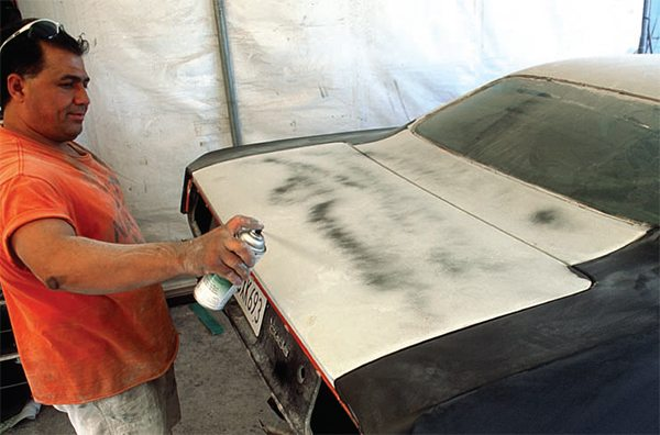 automotive painting guide prep sand and mask. Black Bedroom Furniture Sets. Home Design Ideas