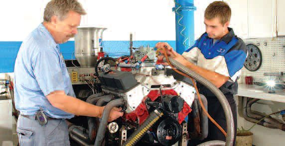 For a professional engine builder, a dynamometer is an essential tool to have. For the serious enthusiast, it is an essential tool to rent.