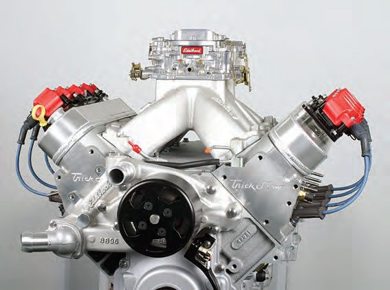 Single-plane manifolds are offered in a variety of runner lengths and overall heights. Generally, the longer the runners, the more suited the engine becomes for top-end power.