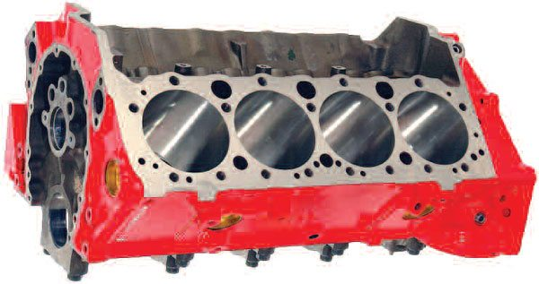 The block is the primary component for any engine. The block needs to be strong and machined to fine tolerances if winning results are to be achieved.