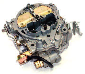The Quadra Jet, used by so many of GM's V-8-powered cars right through to the early 1980s, can be viewed as a hybrid carb. The very small primary side has a fixed-jet mode of operation while the secondary is a version of a constant-vacuum carb.