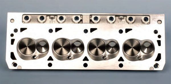Deck surface finish on aluminum heads, especially when used with MLS head gaskets, should be in the 30- to 60-Ra range (with an even smoother 20- to 30-Ra specified for some applications).