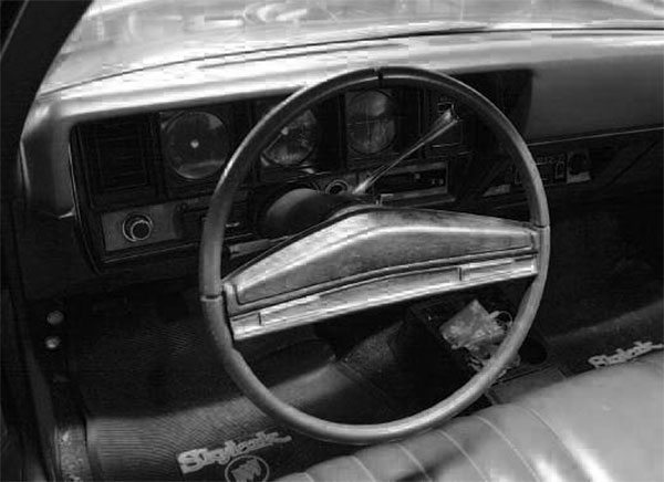 Our 1972 Buick Skylark convertible is more of a driver than a show car, and a few areas show it, including the steering wheel. We knew it had a couple cracks, but we kept a wrap on it, so we'd forgotten how bad the cracks really were (at three, nine, and twelve o'clock, and extensively on the back side). Fortunately, they're easily repaired.