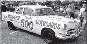 Was Mercury behind the successful Dodge and Chrysler 300 NASCAR racers of the 1950s? Yes…and no.