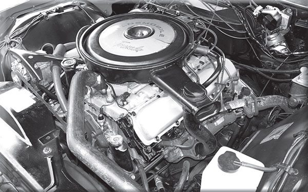 Resting on top of the transaxle, the compact Toronado drive unit has appealed to engine swappers since its 1966 introduction.