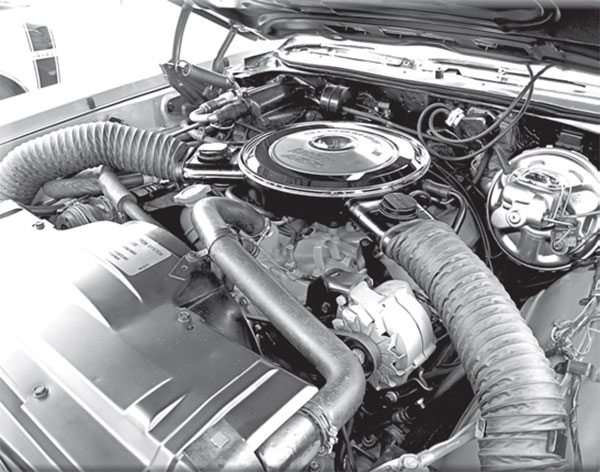 Bet you thought Hurst installed the big 455 in each 1968–1969 H/O. Think again!