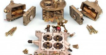 Holley Carburetor Operation for Rebuilds
