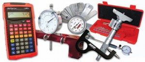 The Tools and Equipment Guide for Engine Math Procedures and Measurements