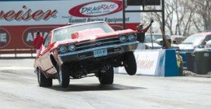 Suspension Basics and Drag Racing Dynamics