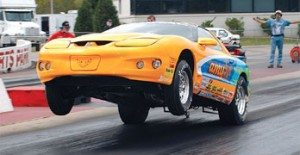 Drag Racing Traction: Rear Suspension: Coil Springs and Three-Link