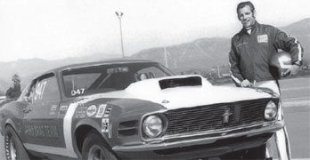 Drag Racing Warriors: Hubert Platt's Ford Drag Team Mustang