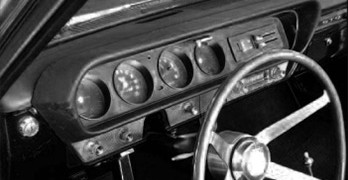 Muscle Car Interior Restoration: Dashboard Guide